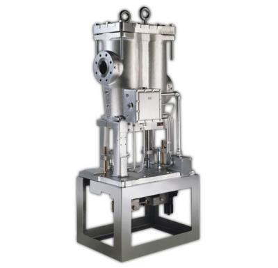 9500 Series Frame 5 & 6 Combined StopSpeed Ratio & Control Valve