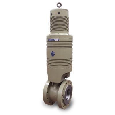 YF 8655 Series Electric StopRatio Valve